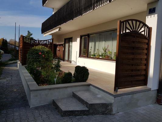 © Bild 3 nach der Terrassensanierung , M. Böhm, Allersberg