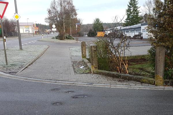 © Doppelstegmattenzaun neu setzen durch M. Böhm Allersberg Bild 5