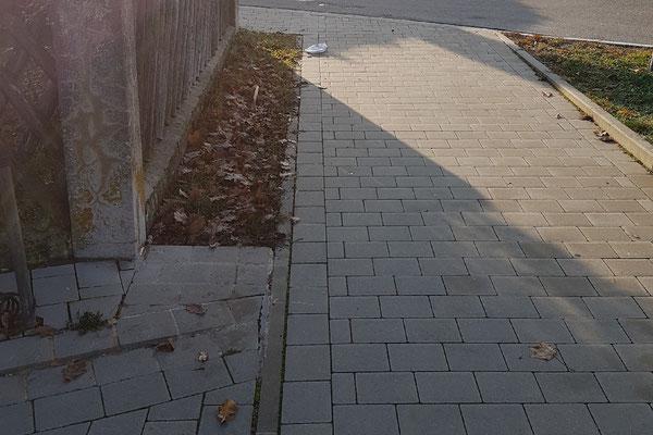 © Doppelstegmattenzaun neu setzen durch M. Böhm Allersberg Bild 2