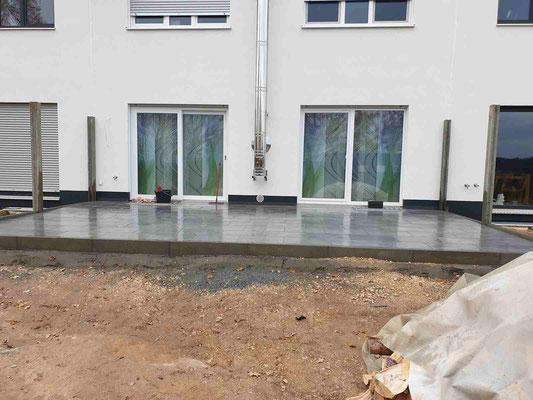 terrassenneugestaltung hilpoltstein