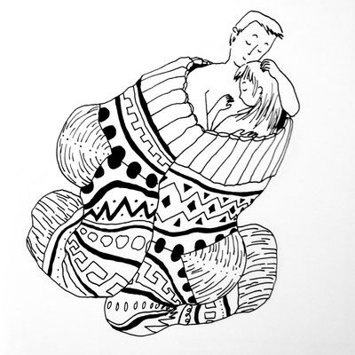 26/31 Wollsocken-Fetisch