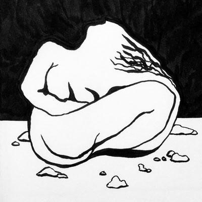 6/31 Felsen, Brocken, Kies, Sand - Litophilie: Die Liebe zu Steinen