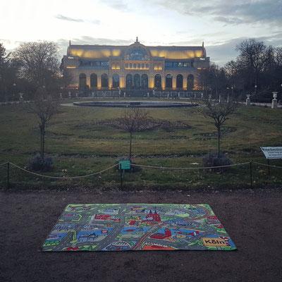 Flora Köln - Spielteppich Köln - deinspielteppich.de