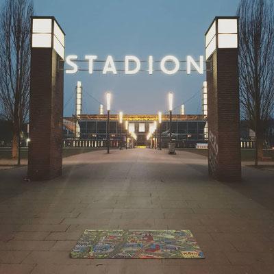 Rhein-Energie-Stadion - Spielteppich Köln - deinspielteppich.de