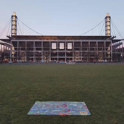 Jahnwiese Köln - Spielteppich Köln - deinspielteppich.de