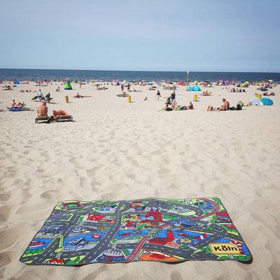 Strand - Spielteppich Köln - deinspielteppich.de