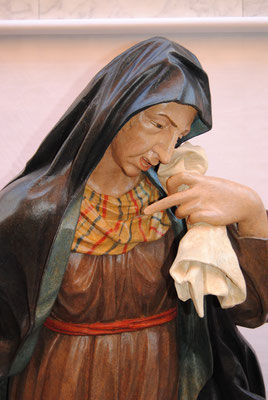 Andrea Fantoni, Compianto di Cristo, Sec XVII, Castelfranco di Rogno (Bg)