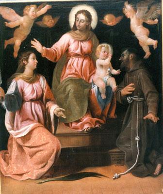 Vello (Bs), Ottavio Amigoni, dopo il restauro