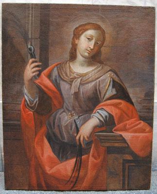 Pompeo Ghitti, Santa Apollonia, XVII, Collepiano di Marone (Bs)