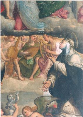 Grazio Cossali, Sec XVII, Quinzano d'Oglio (Bs)