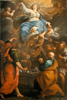 Nuvolone, Pamphilus, dopo il restauro