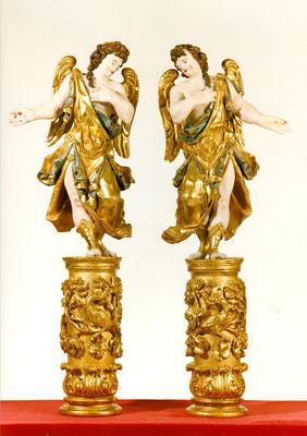 Sec XVI, Colonne a Torciglione