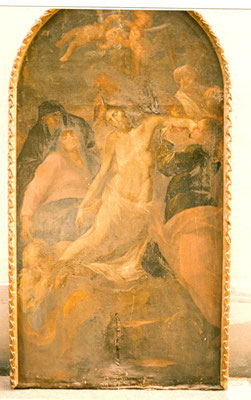 Pietro Avogadro, Sec XVIII, Parrocchia S. Eufemia della Fonte