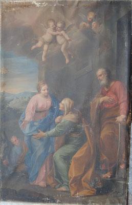 Marcantonio Franceschini, La Visitazione, XVIII, Salò (Bs)