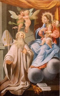 Ottavio Amigoni, XVII, Collepiano di Marone (Bs)