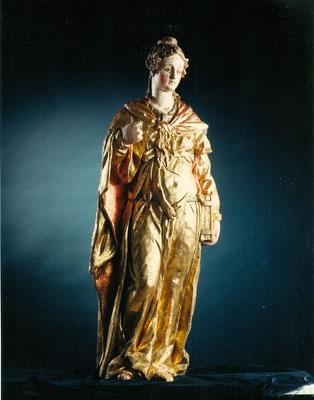 Rezzato (Bs), Sec XVI, Bagnadore S. Eufemia dopo il restauro