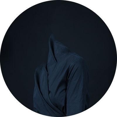quelqu'une | obscure #01, 30x30cm, Ilford Baryt