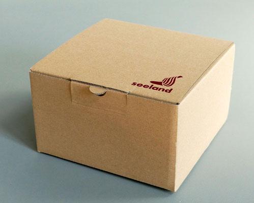 dauerhafte Verpackung