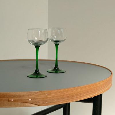 Tablett- Tisch aus Esche