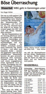 27.06.15 Wf Gemmingen vs WBG Villingen/Schwenningen
