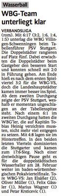 07.02.15 PSV Stuttgart vs WBG Villingen/Schwenningen