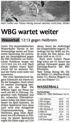 13.12.14 WBG Villingen/Schwenningen vs SSG Heilbronn