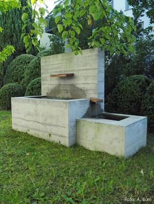 Betonbrunnen, Malans