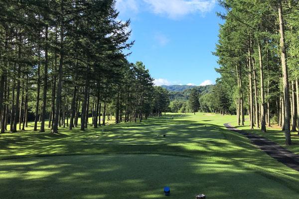 Nakakaruizawa Golf Club, Nagano
