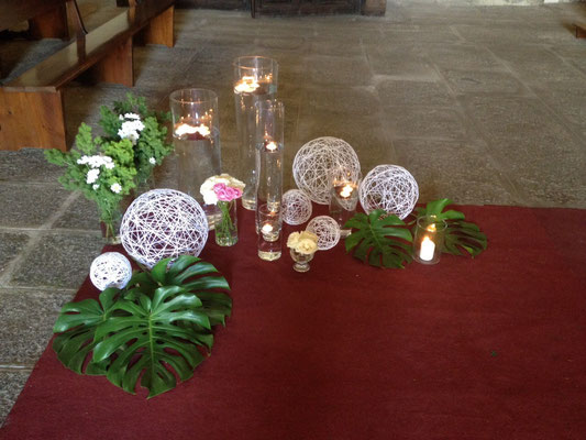 boda cris&jorge-iglesia-rincón-bolas-hilo-cositllaadan-velas