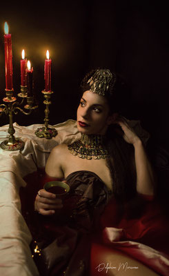 La Comtesse Barthory/ Bathory countess of blood