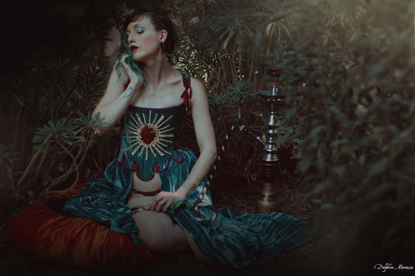 La chenille d'Alice / Alice's caterpillar