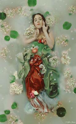 La dame de l'eau / The lady of water