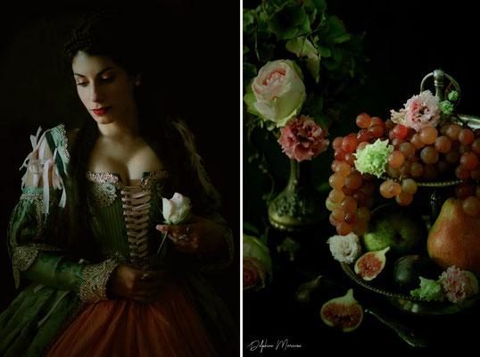la dame / the lady