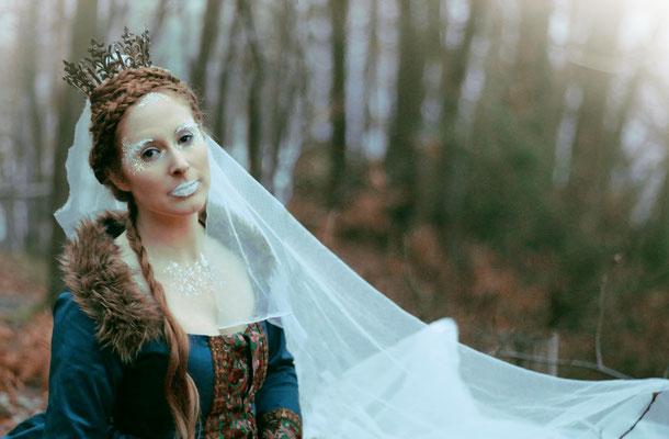 La fée de l'hiver / Winter's faery