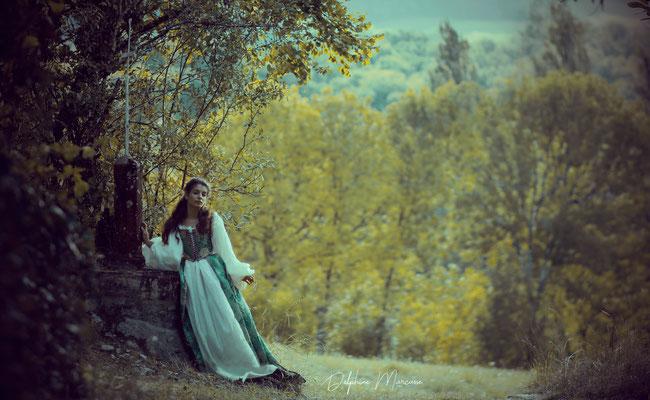 La fille du calvaire / The lady