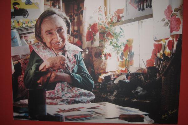 Die Künstlerin Maud Lewis aus Neuschottland