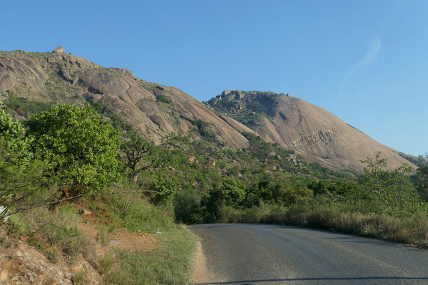 Sibebe Monolith