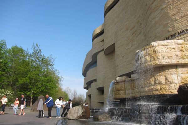 Museum of American Indian (Außenansicht)