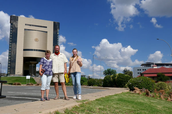 Unsere Freunde Marliese, Rainer und Tochter Vicky