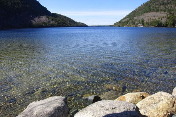 Ausgangspunkt Long Pond