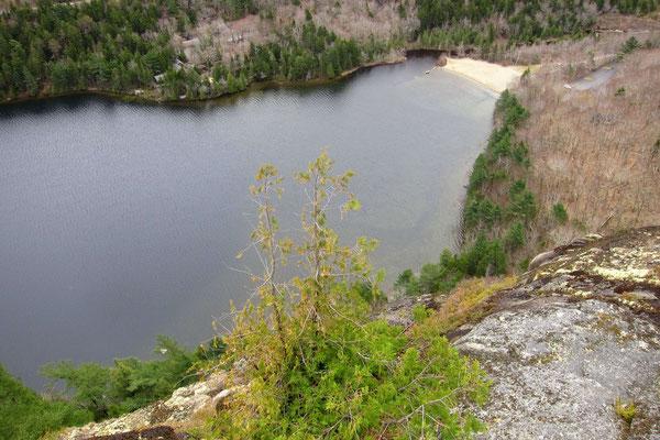 Andere Sicht auf den Echo Lake