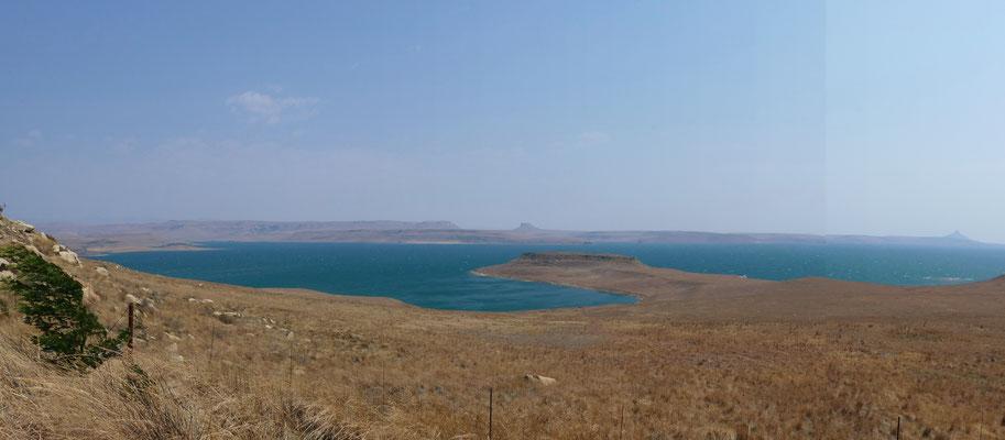 Der Stakfontein-Stausee