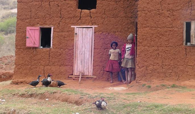 Dorfleben am Ibity