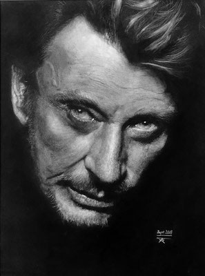 Johnny Hallyday Regard