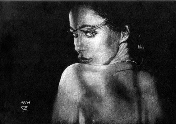 Portraits de stars - Emanuelle Béart
