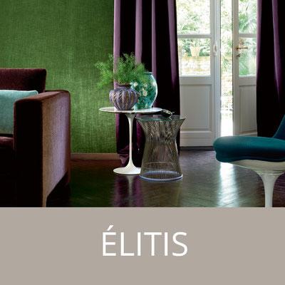 Élitis – eine Marke im Vertrieb von Team Jarck