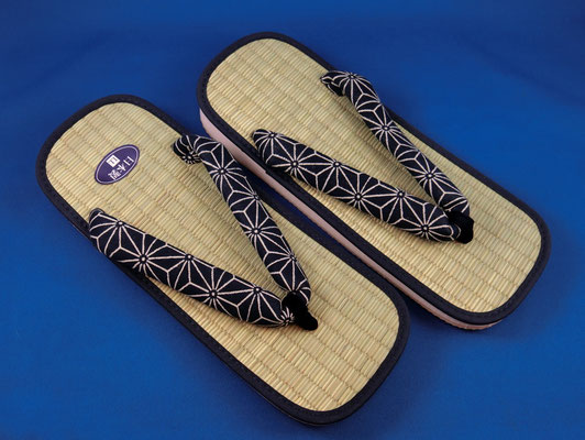 """*Japanese Tatami Sandal """"Asanoha"""""""