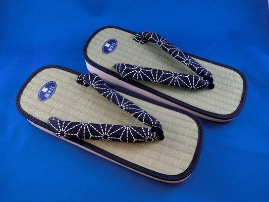 """* Japanese Tatami Sandale """"Asanoha"""""""