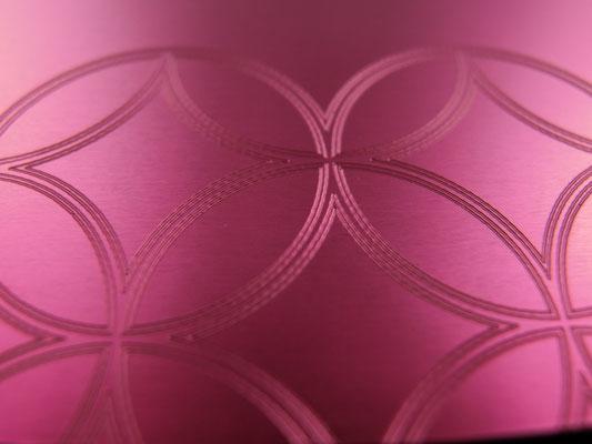 Pinkcherry x Shippo (七宝) Pattern