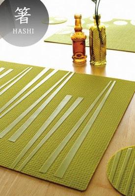 HASHI green